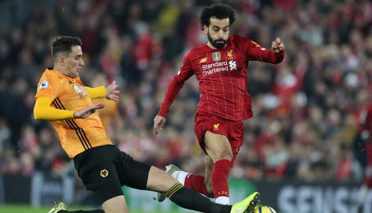 Premier Lig'de Liverpool Fırtınası Esmeye Devam Ediyor!