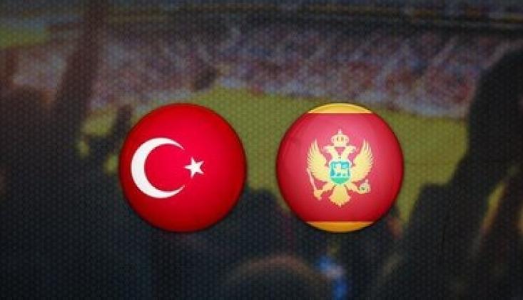 Türkiye - Karadağ Muhtemel 11'ler
