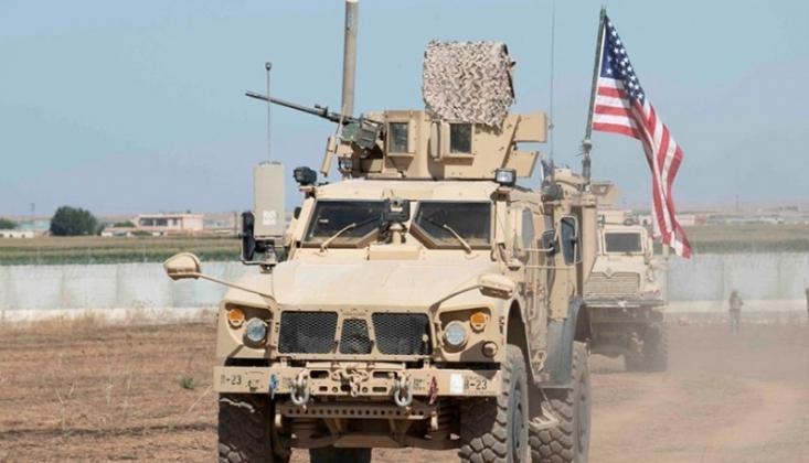 Irak'ta ABD Konvoyuna Saldırı