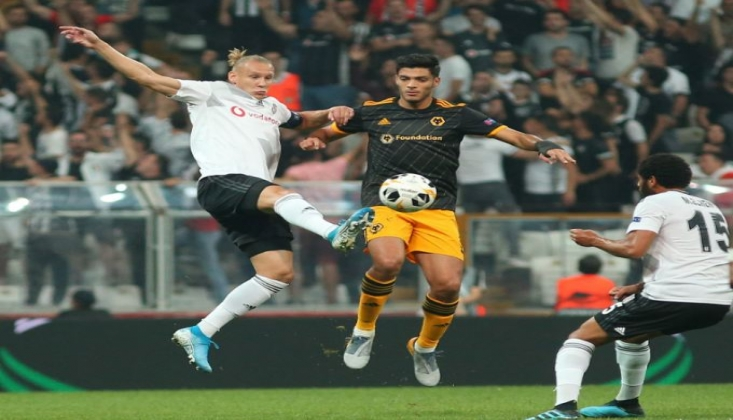 Beşiktaş, Wolverhampton Karşısında Hüsran Yaşadı