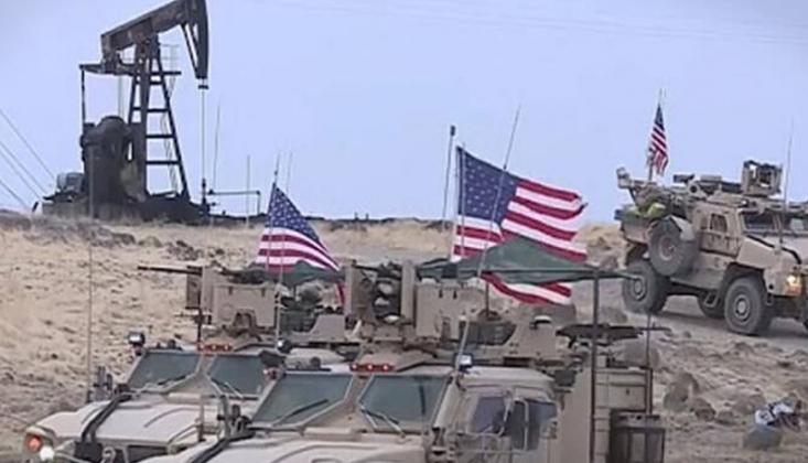 Amerika, Suriye'nin Petrolünü Çalmaya Devam Ediyor