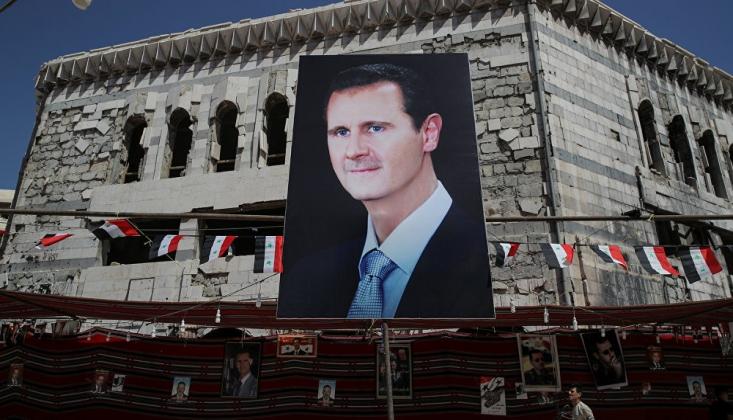 CHP'den 'Suriye Hükümeti ile Temasa Geçilsin' Önerisi