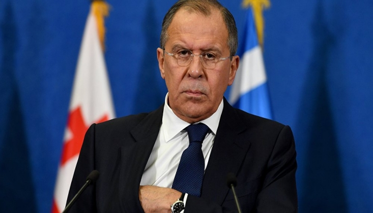 Lavrov: ABD Ortadoğu'da Tehlikeli Bir Oyun Oynuyor