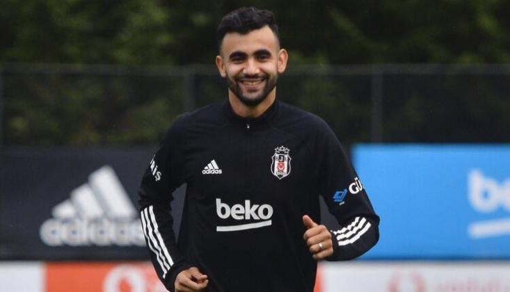 Beşiktaşlı Ghezzal, Caner Erkin'i Asistte Yakaladı