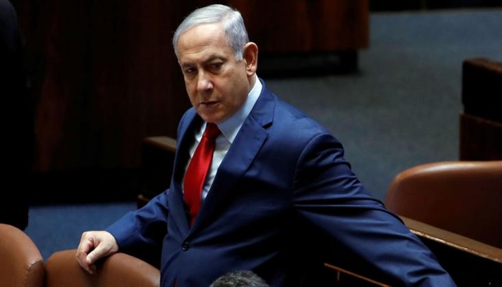 İsraillilerin Yarısından Fazlası Netanyahu'yu İstemiyor