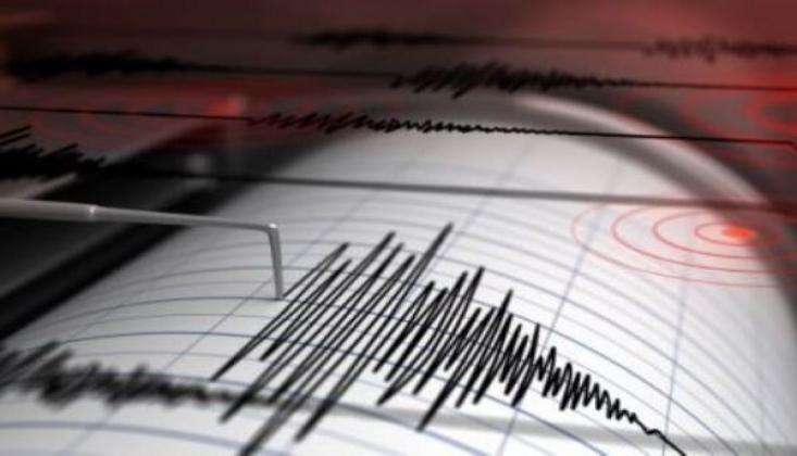 İran'da 5,1 Şiddetinde Deprem!