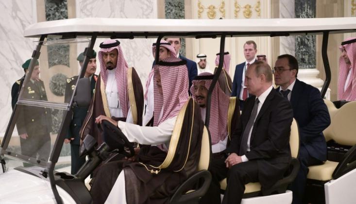 Rusya ve Suud OPEC+ İşbirliği Anlaşması İmzaladı
