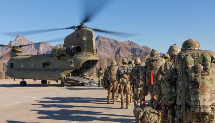 """""""Amerikalılar Afganistan'daki Yenilgilerini Kabul Ettiler"""""""
