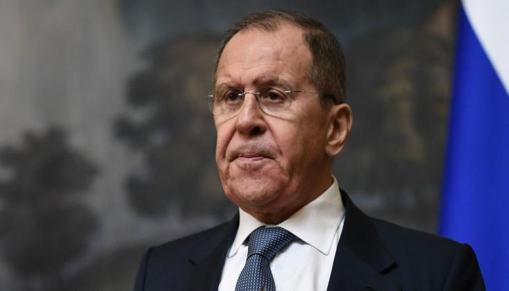 Lavrov: Türkiye'nin İdlib'e Asker Gönderdiğine Dair Bilgiler Geliyor