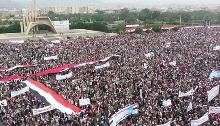 Yemen'de Aşura Merasimleri /VİDEO