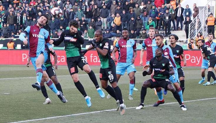 Trabzonspor Penaltılarla Çeyrek Finalde!
