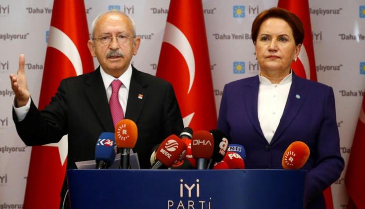 Avrasya Araştırma: CHP ve İYİ Parti'nin Oy Oranları Yükseliyor