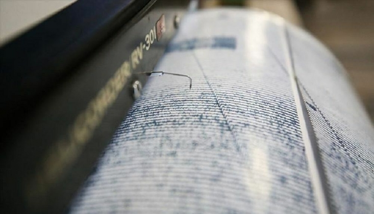 Tunceli Pülümür'de 4,1 Büyüklüğünde Deprem