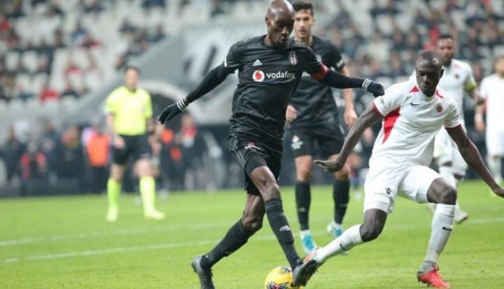 Atiba Yıldızlaştı, Beşiktaş Farklı Kazandı!