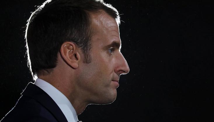 Macron: ABD-İran Gerginliği Hakkında İlerleme Kaydedebiliriz