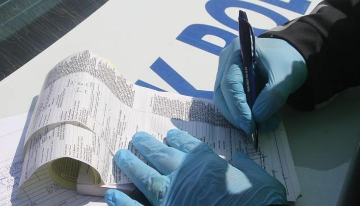 Kocaeli'de Koronavirüs Tedbirlerine Uymayan 295 Kişiye Para Cezası