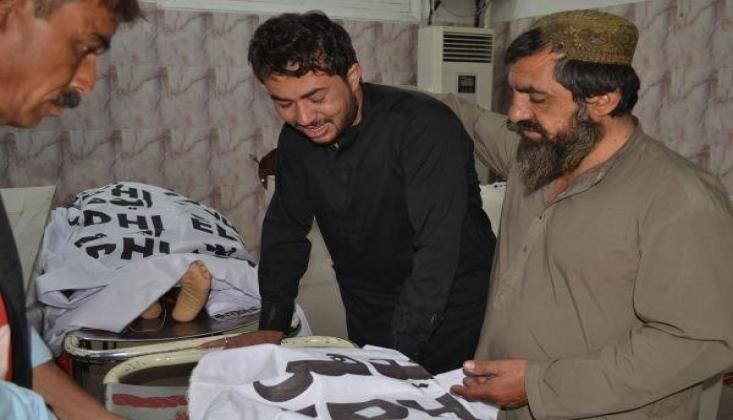 IŞİD, Kaçırdığı Pakistanlı Şiileri Katletti /FOTO