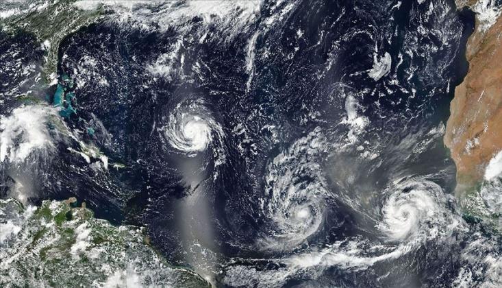 ABD'de 'Normalin Üzerinde' Bir Kasırga Sezonu Uyarısı