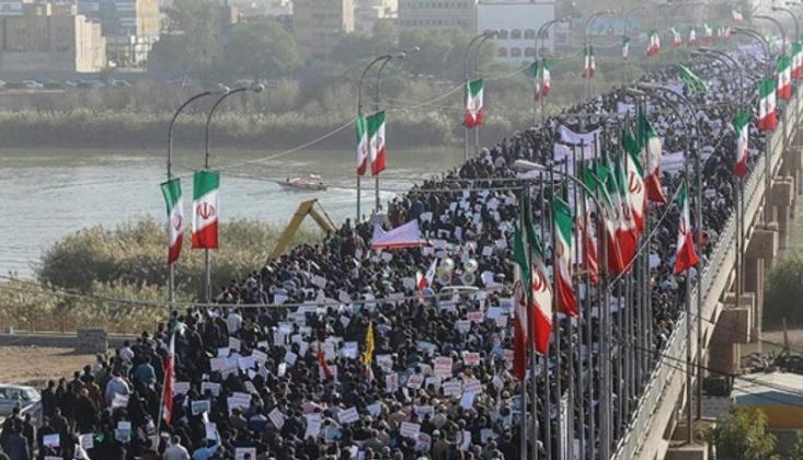 ABD İran'da Pusuda