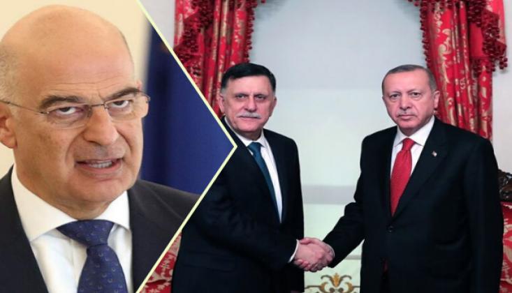 Yunanistan'dan Türkiye-Libya Anlaşmasına Tepki