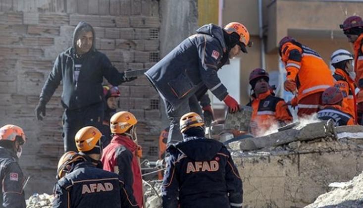 AFAD Son Rakamı Açıkladı: Ölü Sayısı Arttı