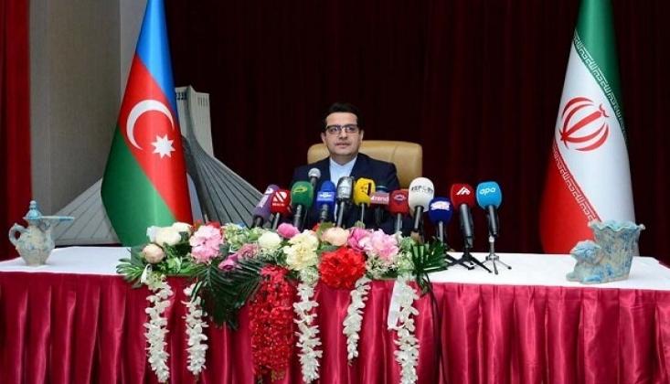 İran ve Azerbaycan Sınırları Barış ve Dostluk Sınırıdır