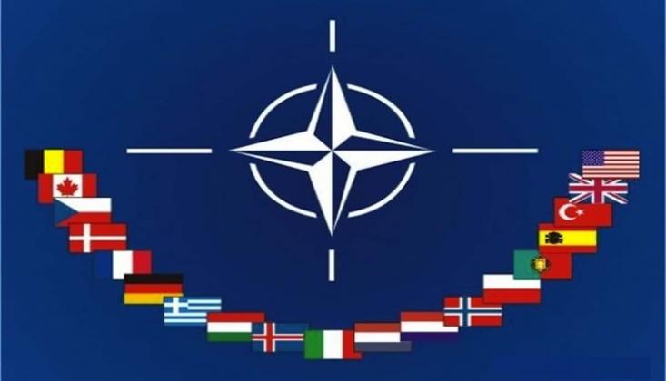NATO Dışişleri Bakanları Toplantısı Brüksel'de Başladı