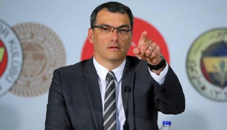 Fenerbahçe'de İstifa Depremi!