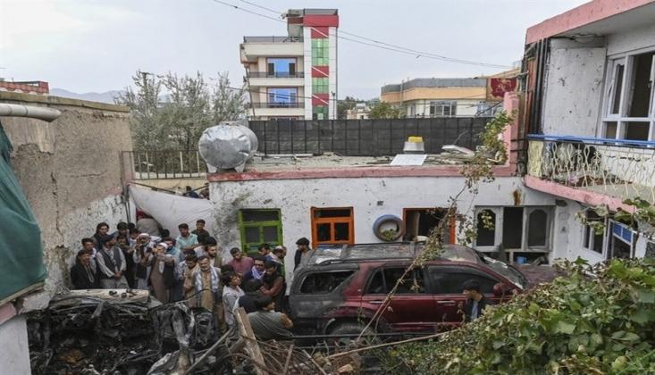 ABD Afganistan'da Bir Yardım Kuruluşu Çalışanını Öldürdü