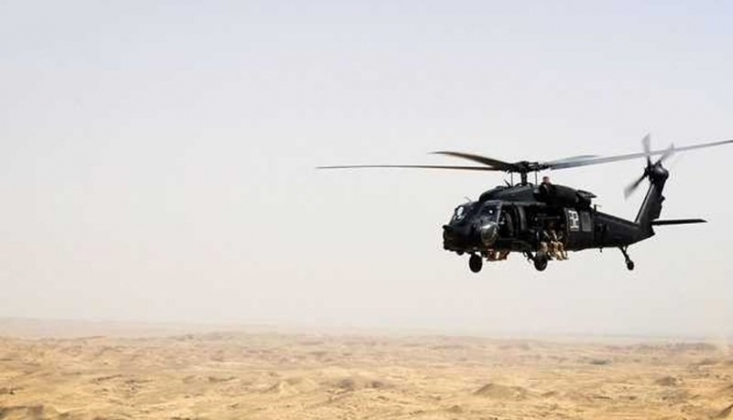ABD IŞİD'lileri Irak'a Naklediyor