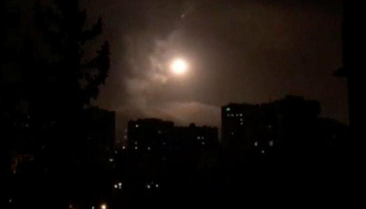 İsrail: Gazze Şeridi'nden 3 Roket Fırlatıldı