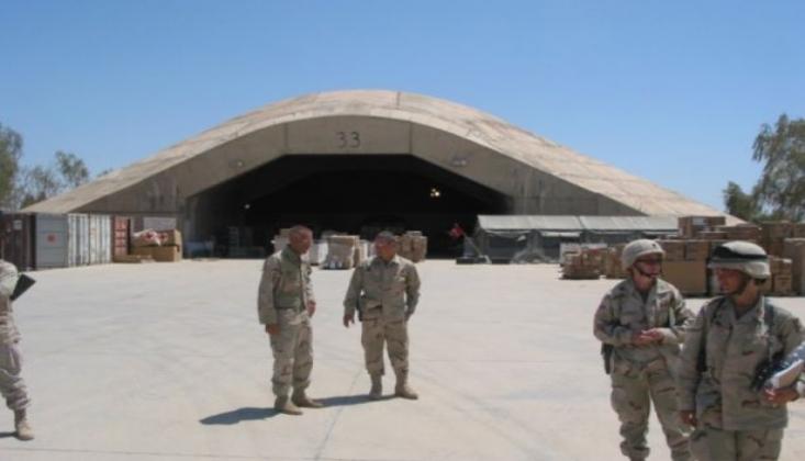 Irak'ta ABD Askeri Üssü'ne Yönelik Roketli Saldırı