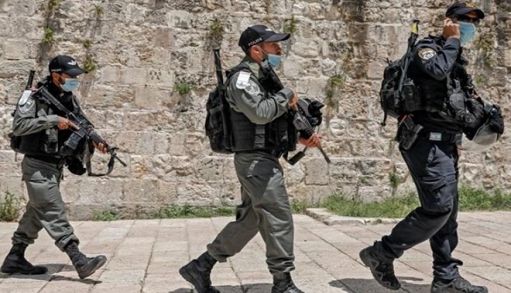 Kudüs'te Bıçaklı Eylemde 3 İşgalci Yaralandı