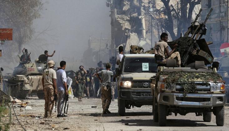Hafter Taraftarları: Ateşkes Sona Erdi
