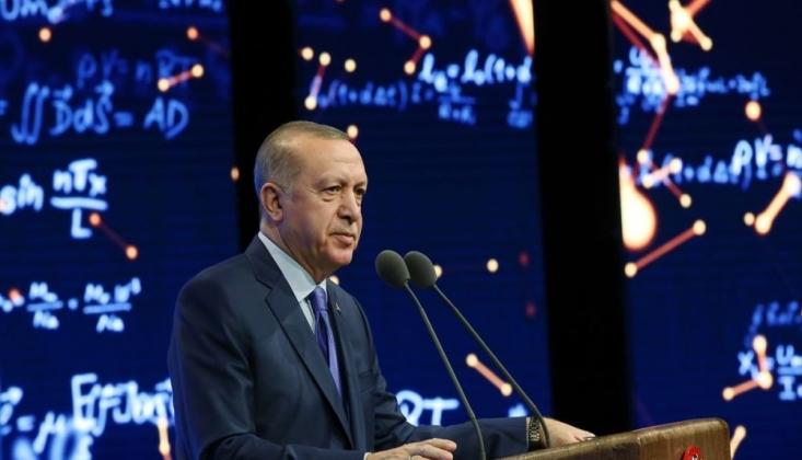 Erdoğan: Kanal İstanbul Projemizi Mutlaka Neticeye Ulaştıracağız