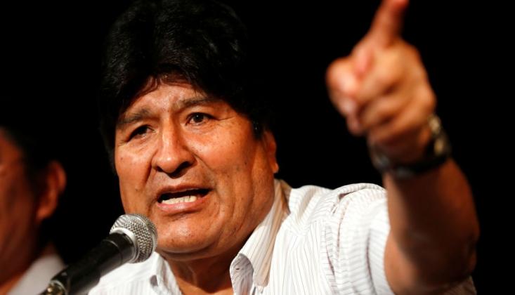 Morales: Yabancı Ülkelerin Politikaları Olmadan Bir Dünya Kurmak Mümkün