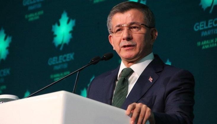 Davutoğlu'ndan Erdoğan'a: Hani Ne Oldu Faiz Lobisine, Dış Güçlere...