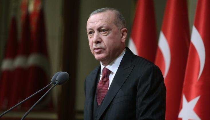 Tayyip Erdoğan'dan Eğitim İçin Bağış Çağrısı