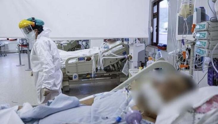Koronavirüs Yoğun Bakımlarında Genç Sayısı Artıyor