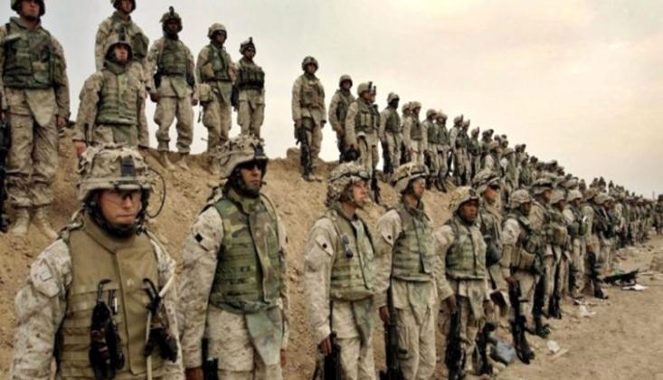 ABD Öncülüğündeki IŞİD Karşıtı Koalisyon Irak'taki Faaliyetlerini Askıya Aldı