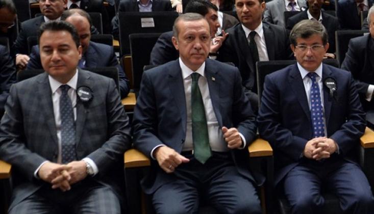İşte Son Ankete Göre Erdoğan, Davutoğlu ve Babacan'ın Oy Oranı