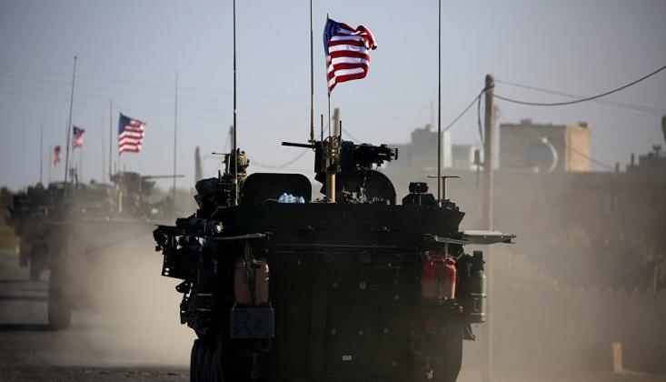 Irak'ta ABD Konvoyuna Operasyon