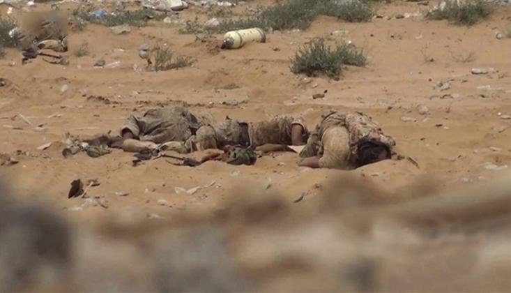 Yemen'de Onlarca Suudi Paralı Askeri Öldürüldü