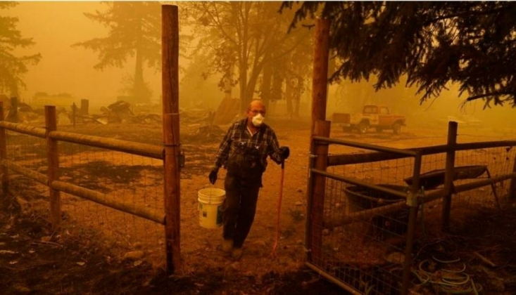 ABD'de Yangınların Faturası Ağırlaşıyor