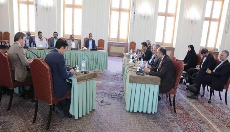 İran, Ensarullah ve Dört Avrupa Ülkesinin Tahran Büyükelçileri, Üçlü Toplantı Düzenledi