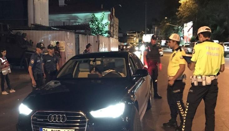 İstanbul'un 39 İlçesinde 'Yeditepe Huzur' Asayiş Uygulaması