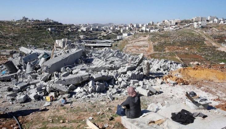 İsrail'den Yıkım Kararı