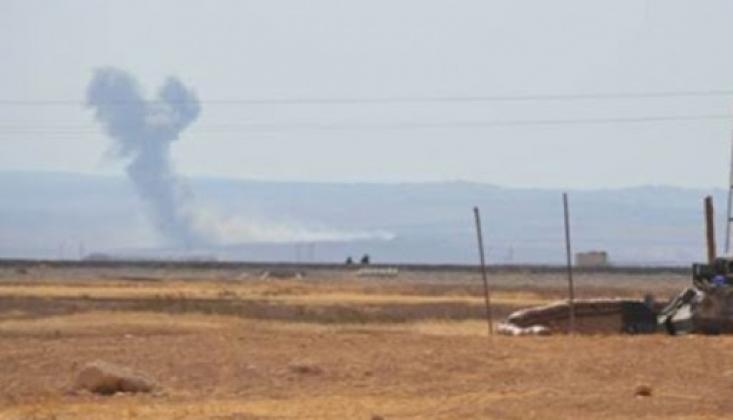 Irak'ta IŞİD Mevzileri Bombalandı