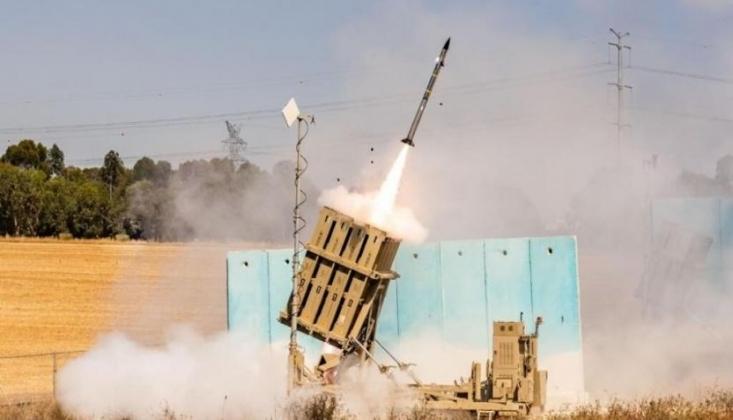 Siyonist İsrail'in 'Demir Kubbe'si Kendi Savaş Uçağını Vurdu