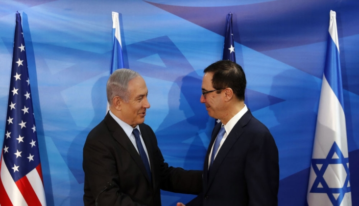 İsrail'e Giden ABD Hazine Bakanı: İran'a Baskı Artırılacak